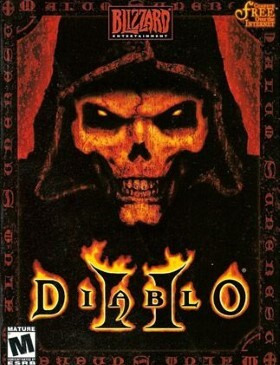 Diablo 2 box cover