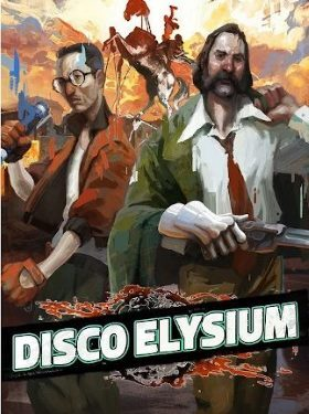 Disco Elysium box cover