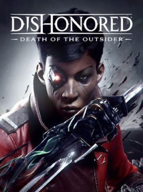 Dishonored Death of the Outsider box cover