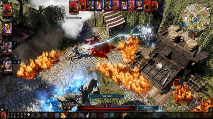 Divinity Original Sin 2 screenshot