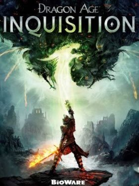 Dragon Age Inquisition box cover