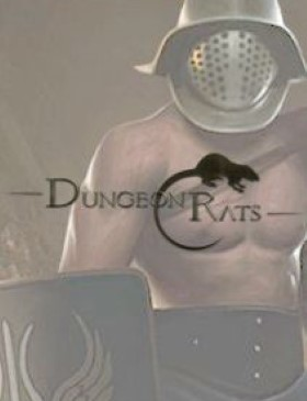 Dungeon Rats box cover