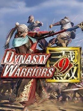 Dynasty Warriors 9 box cover