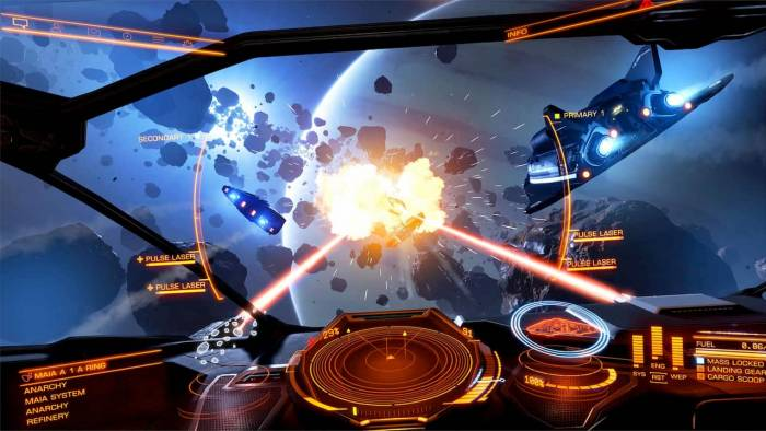 Elite Dangerous game