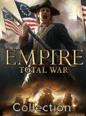Empire Total War Collection box cover