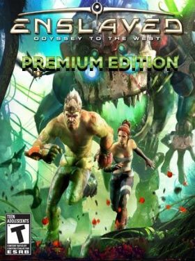 Enslaved Odyssey to the West box cover