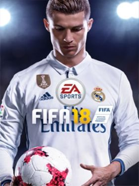 FIFA 18 XO box cover