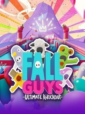 Fall Guys Ultimate Knockout box cover