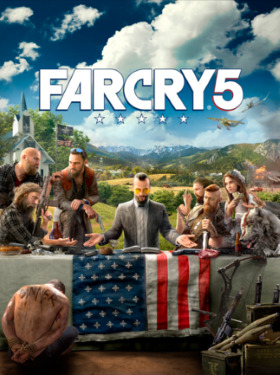 Far Cry 5 box cover