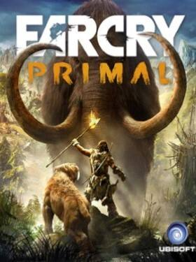 Far Cry Primal cover box