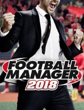 Football Manager 2018 box cover