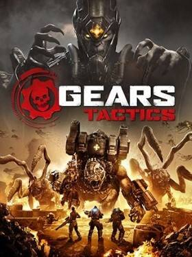Gears Tactics cover box