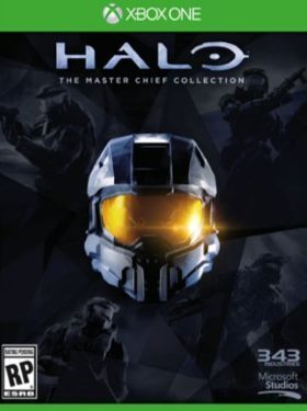 Halo the Master Chief Collection box cover