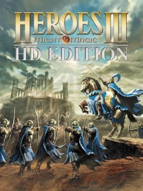 Heroes of Might & Magic III HD Edition box cover