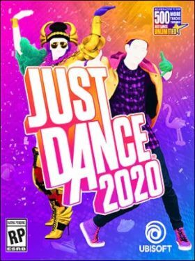 Just Dance 2020 box cover