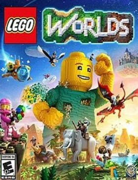 LEGO Worlds box cover