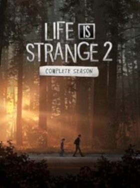 Life is Strange 2 Complete Season box cover
