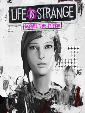 Life is Strange box cover
