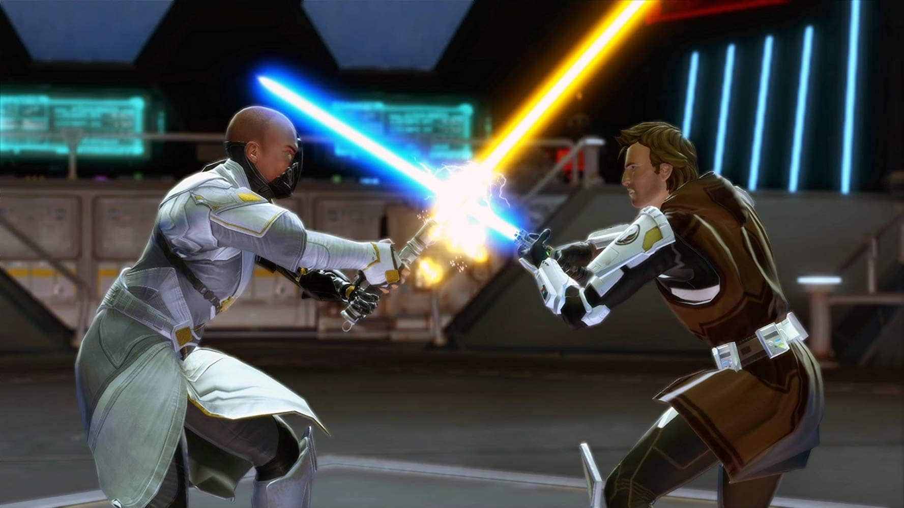 star wars: the old republic mmo