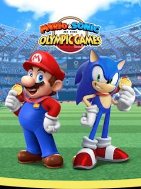 Mario & Sonic at the Olympic Games Tokyo 2020 box cover