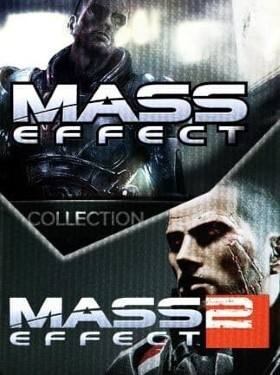 Mass Effect Collection cover box