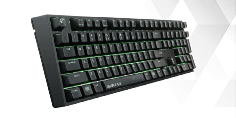 MasterKeys Pro L–GeForce® GTX Edition