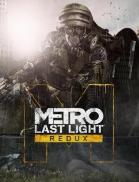 Metro Last Light Redux box cover