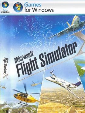 Microsoft Flight Simulator X cover box