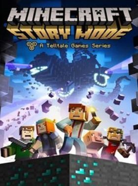 Minecraft Story Mode-A Telltale Games Series box cover