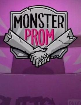 Monster Prom box cover