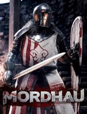 Mordhau box cover