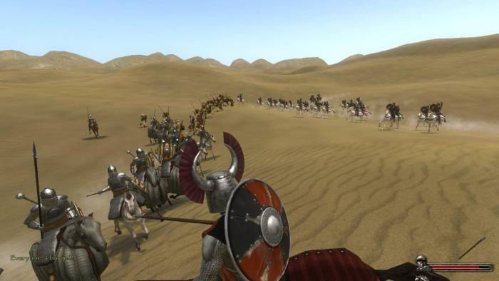 Mount & Blade: Warband screenshot