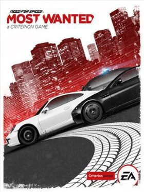 Need for Speed Most Wanted box cover