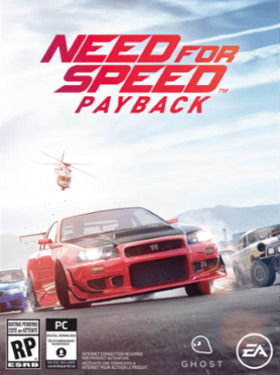 Need for Speed Payback box cover
