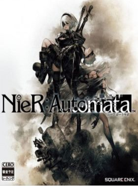 Nier Automata box cover