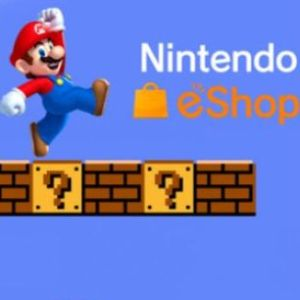 Nintendo eShop Card $20 USD