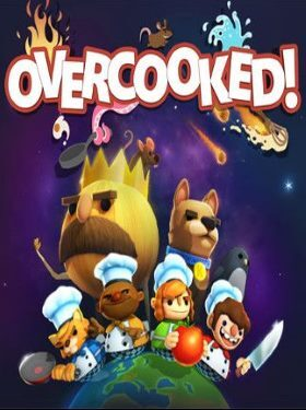 Overcooked box cover