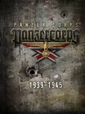 Panzer Corps box cover