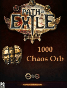 Path of Exile Orbs Code box cover
