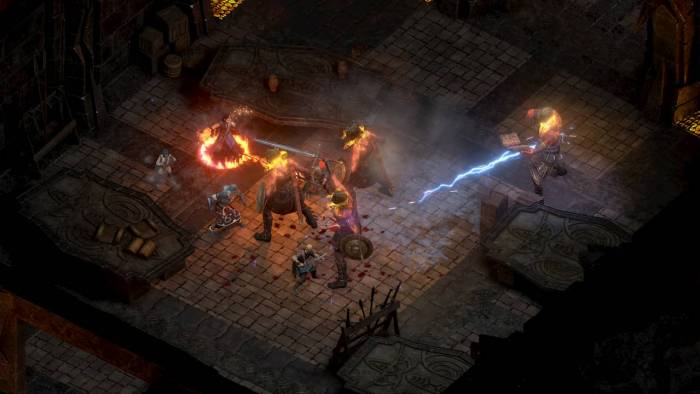 Pillars of Eternity II: Deadfire game screenshot