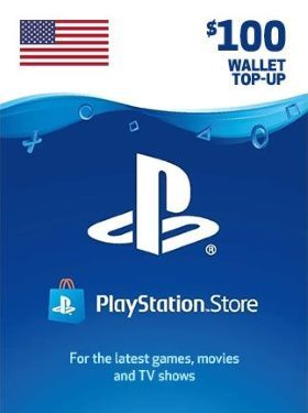PlayStation Network 10 USD Gift Card box cover