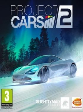 Project CARS 2 box cover