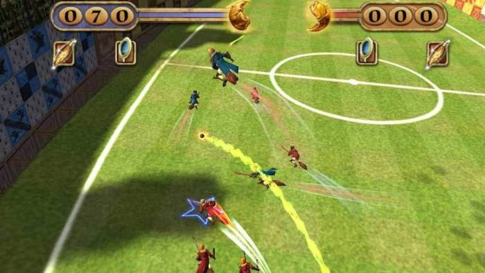 3. Harry Potter Quidditch World Cup