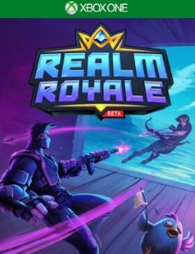 Realm Royale (Xbox) box cover