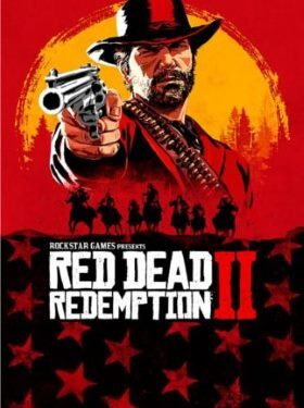 Red Dead Redemption 2 box cover
