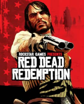 Red Dead Redemption logo box