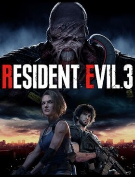 Resident Evil 3 Remake box cover