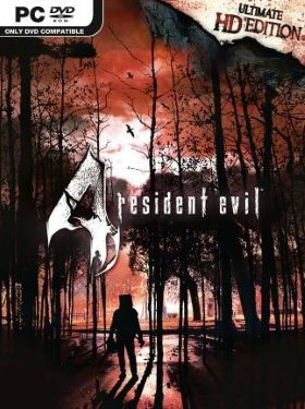 Resident Evil 4 HD Edition box cover