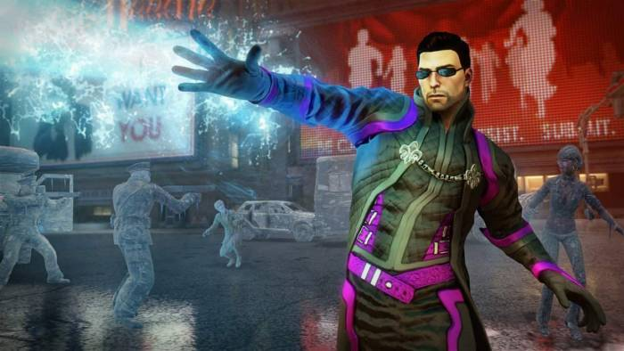 5. Saints Row 4 screenshot
