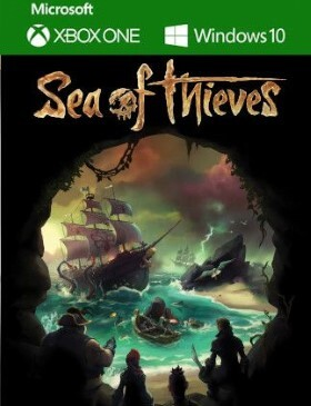 Sea of Thieves box cover
